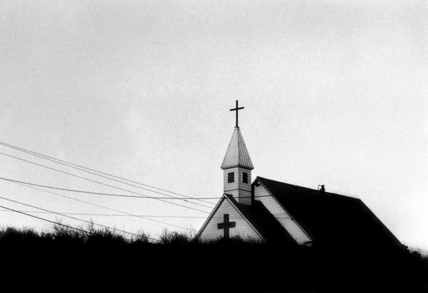 Peter Welch: Church on Bluff