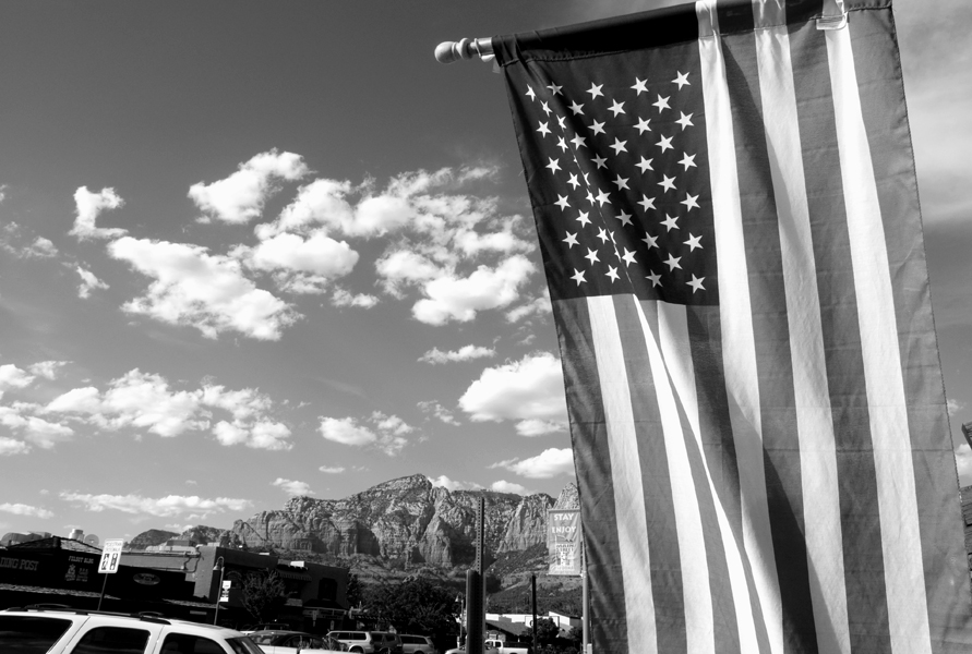 Peter Welch: Flag & Sedona