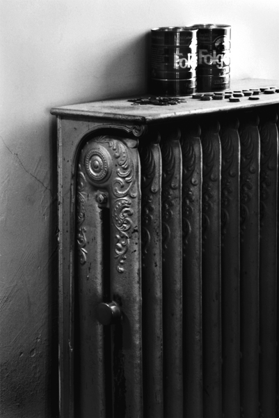 Peter Welch, Coffee Cans & Radiator