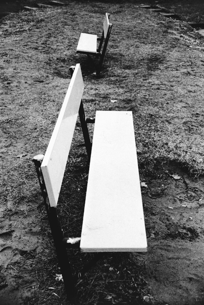 Peter Welch, Tennis Benches